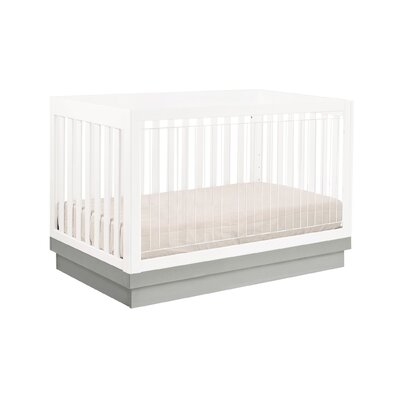 Babyletto Harlow Convertible Crib Acrylic