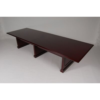 Rectangular L Conference Table Brunswick Product Image 561