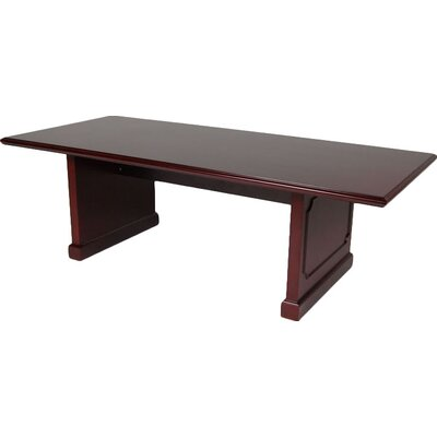 Hamlet Rectangular Conference Table Size: 8 L