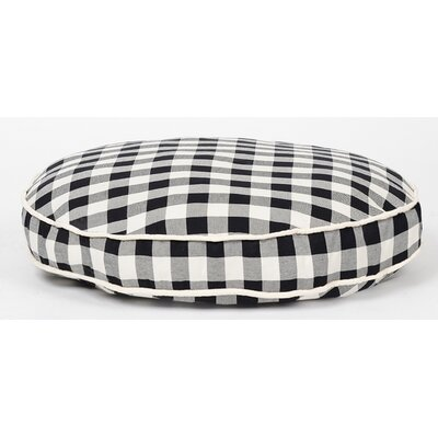 Dog Pillow Size: Small, Color: Cream