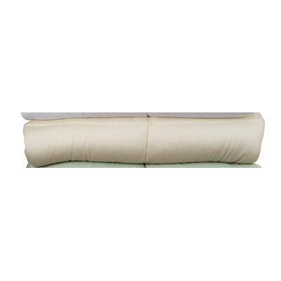 Cocona 400 Thread Count Down Comforter Size: Queen, Color: Ivory