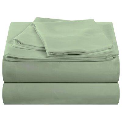 Cocona 400 Thread Count Sheet Set Size: King, Color: Sage