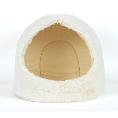 Pet Hut Dome Color: Ivory