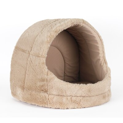 Fur Pet Hut Color: Wheat