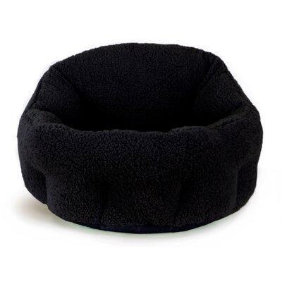 Cuddler OrthoComfort Deep Dish Bolster Color: Black