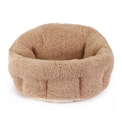 Cuddler OrthoComfort Deep Dish Bolster Color: Beige