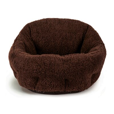 Cuddler OrthoComfort Deep Dish Bolster Color: Brown