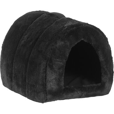 Nana Pet Igloo Dome Color: Black