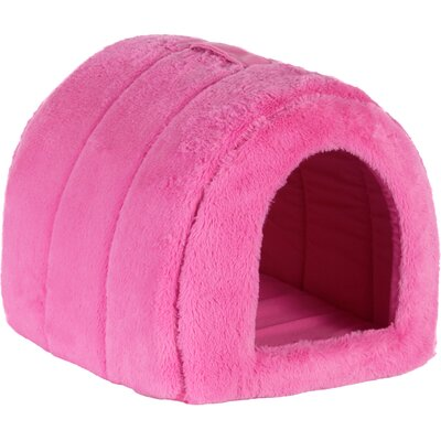 Pet Igloo Dome Color: Fuchsia