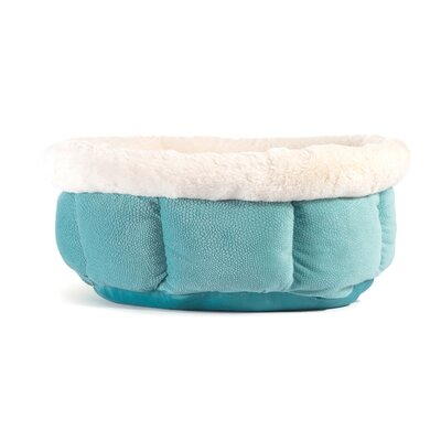 Cuddle Cup Dog Bed Color: Tide Pool