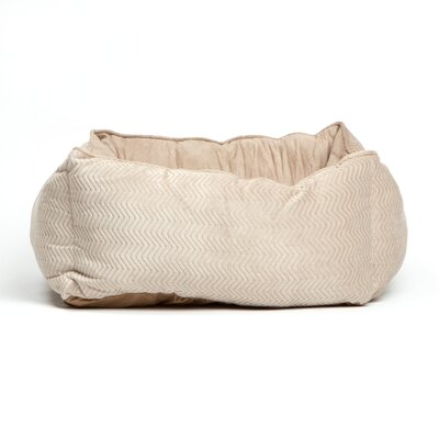 Corded Bumper Flair Bolster Color: Wheat