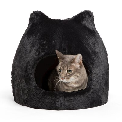 Meow Hut Color: Black