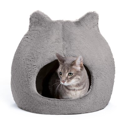 Meow Hut Color: Gray