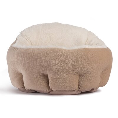 OrthoComfort Deep Dish Cuddler Bolster Color: Wheat