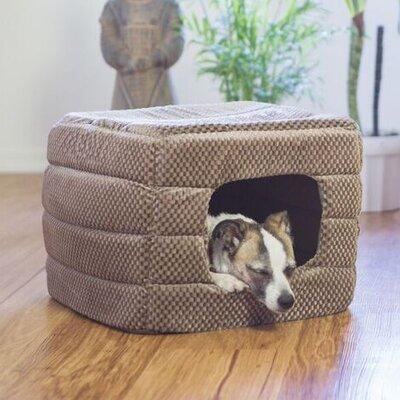 Convertible Pet Cuddler Hooded