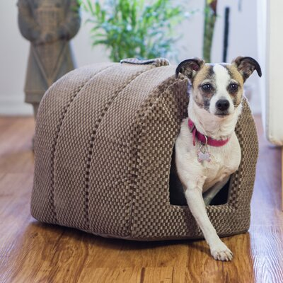 Pet Igloo Checker Cat Bed Dome