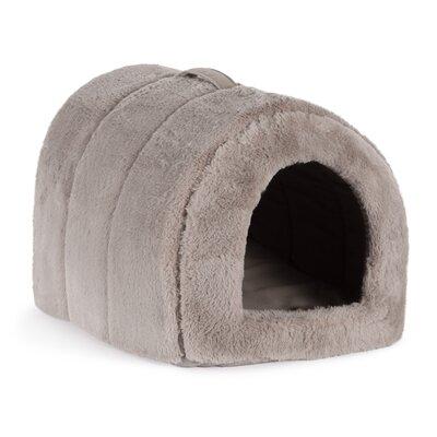 Pet Igloo Dome Color: Gray