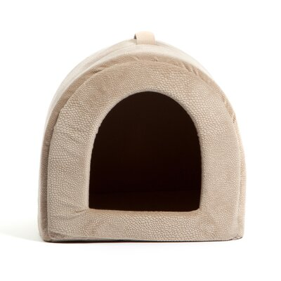 Pet Igloo Ilan Dome Color: Wheat