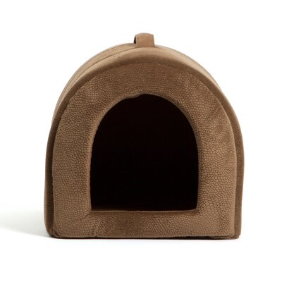 Pet Igloo Ilan Dome Color: Tobacco