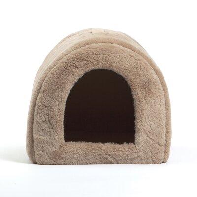 Nana Pet Igloo Dome Color: Wheat