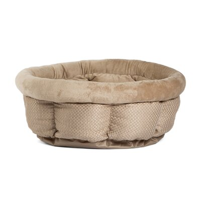 Cuddle Pet Bolster Color: Wheat