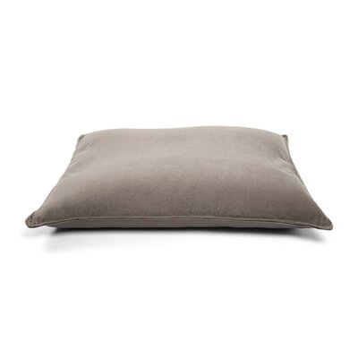 Orthopedic Napper Pillow Color: Gray