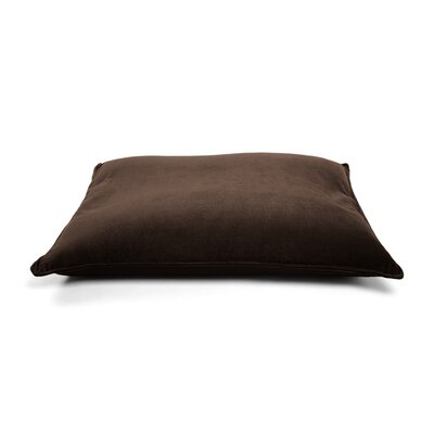 Orthonapper Pillow Color: Dark Chocolate