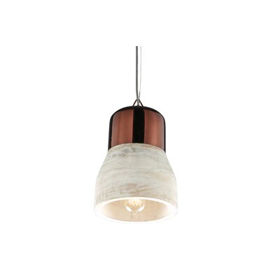 Prisma 1-Light Bowl Pendant