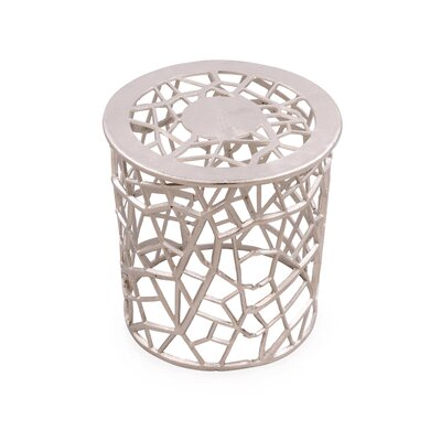 Jewel Round Accent Table