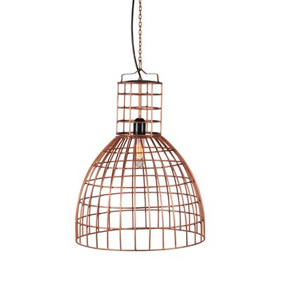 Licht 1-Light Bowl Pendant
