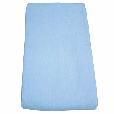 Massage Table Flannel Cover Color: Blue