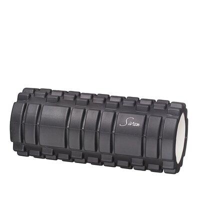 GGI INTERNATIONAL Hollow Exercise Foam Roller - Color: Black