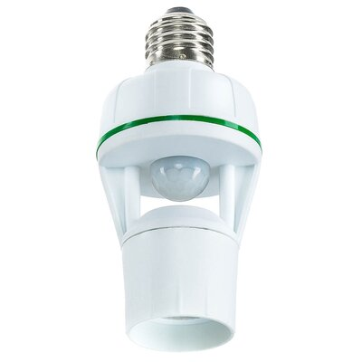 Motion Activated Light Fitter
