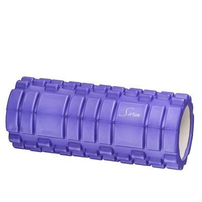 Sivan Hollow Exercise Foam Roller - Color: Purple