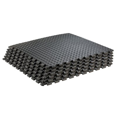 Interlocking Puzzle Exercise Foam Mat