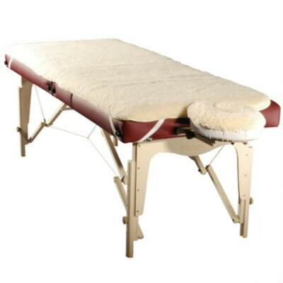 Fleece Massage Table Pad Sheet And Face Rest Cover Set For You - Where to buy table pads