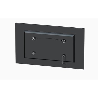 Ultra Slim Fixed Wall Mount For Led / Lcd / Plasma