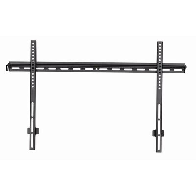 """Ultra Low Profile Monitor Fixed Wall Mount For 37"""" - 63"""" Plasma / Led / Lcd"""