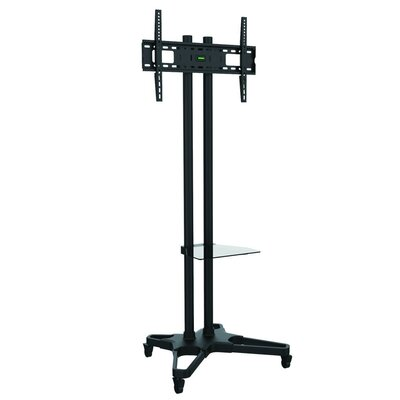 Mobile Floor Stand Mount for 37 - 70 Screens