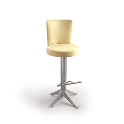 Zedia 30 inch Swivel Bar Stool