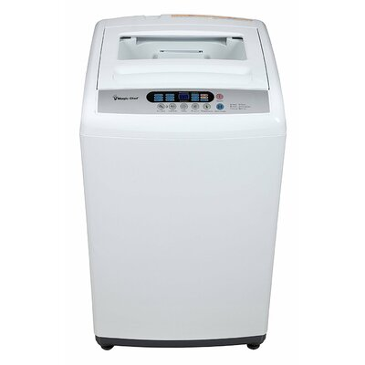 Compact Clothes 1.6 Cu. Ft. High Efficiency Portable Washer MCSTCW16W3