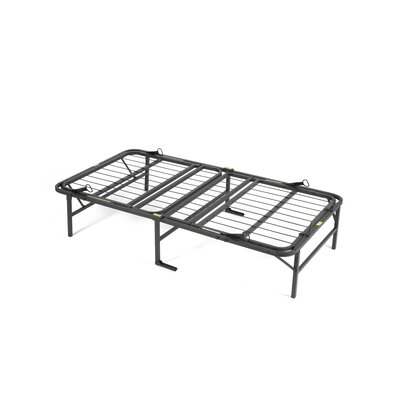Simple Adjust Bed Frame Size: Twin Extra Long