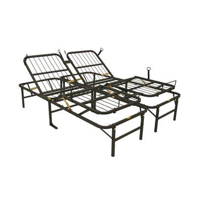 Simple Adjust Bed Frame Size: Queen