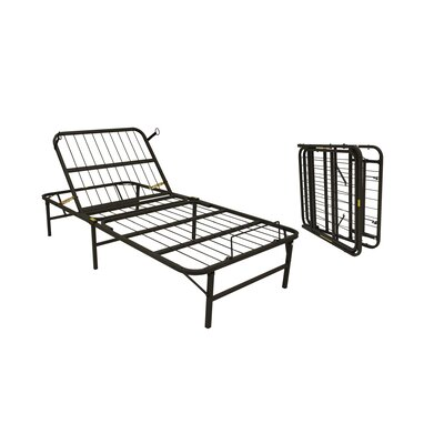 Simple Adjust Head Only Bed Frame Size: Twin