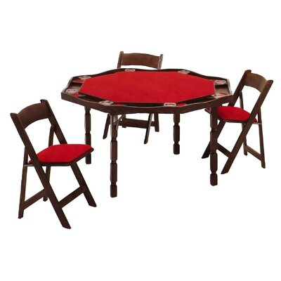 Oak Game Table | Wayfair