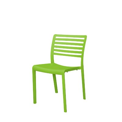 Source Contract Savannah Dining Side Chair - Finish: Green at Sears.com