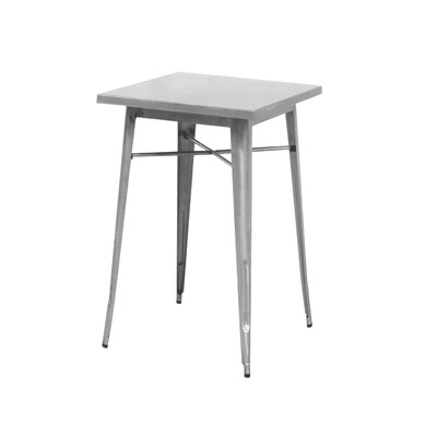 Fremont Dining Table Table Size: 24 L x 24 W