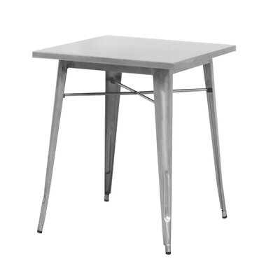 Fremont Dining Table Table Size: 36 L x 36 W