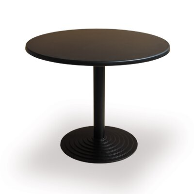 Source Contract  Valencia Round Table (4 Pieces) - Finish: Nevanda,