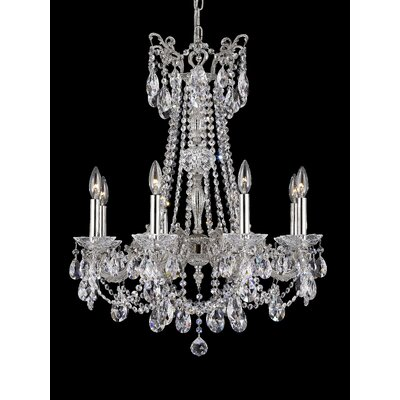 Biella 8-Light Crystal Chandelier